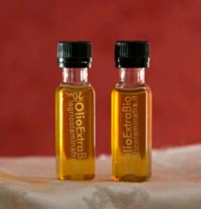 Olio Extra Vergine d'oliva Biologico 20ml